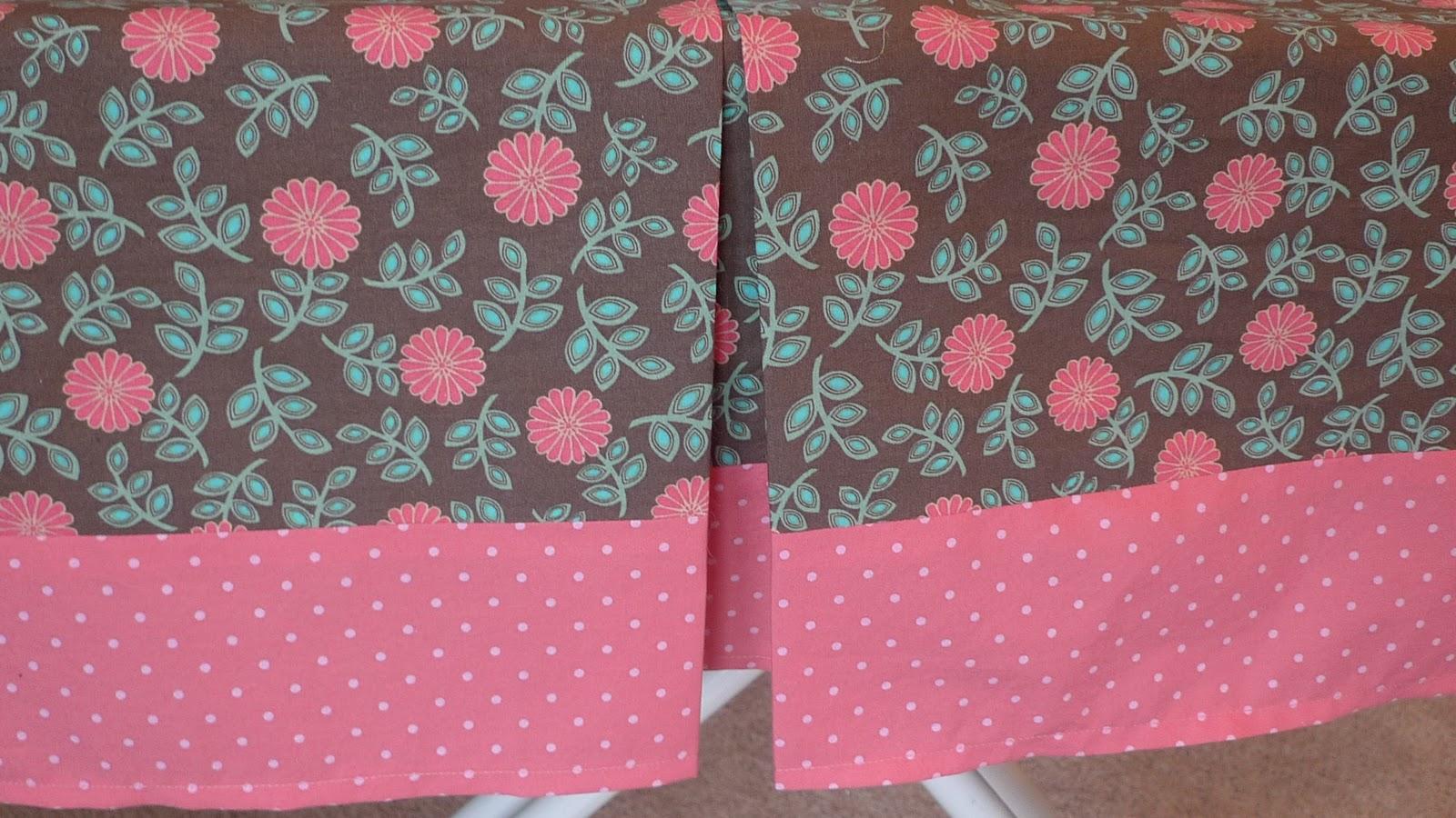 tobecontinued box pleat crib skirt tutorial