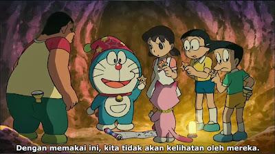Phim Nobita Cà Chuyến Phiêu Lưu Vào Xứ Quỷ