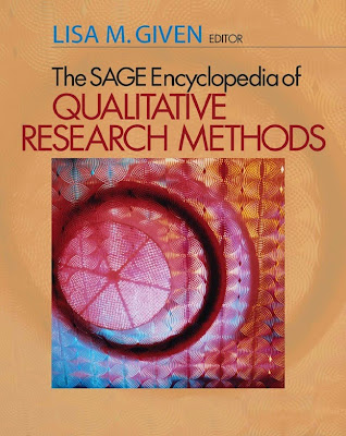 The SAGE Encyclopedia of Qualitative Research Methods - Free Ebook Download