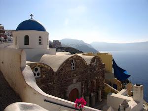 Navegando por el Egeo