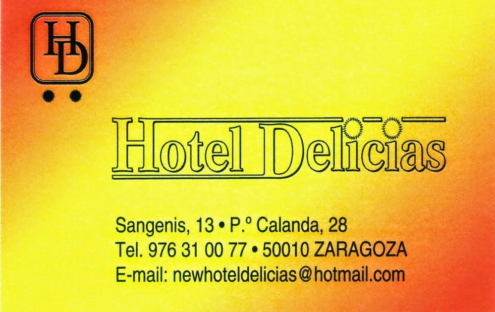 Hotel Delicias **