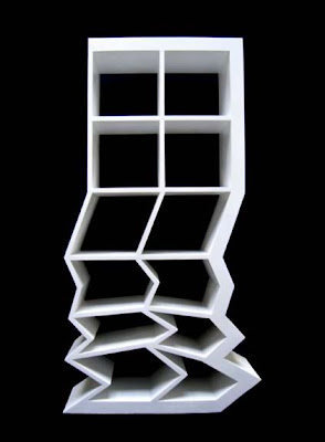 Creative Bookshelves and Unusual Bookcases (15) 5