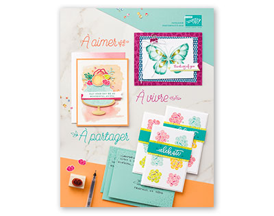 Catalogue printemps été 2018 !