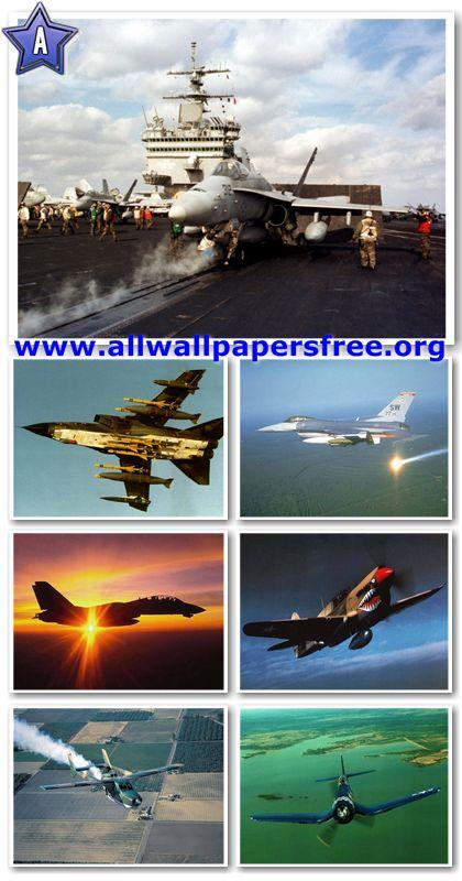 100 Amazing Aircraft Wallpapers 1024 X 768 [Set 6]