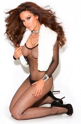 Sexy Lingerie Girl Leeann Tweeden Photoshoots