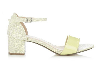 Wallis low heeled sandals