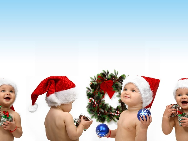 3d Christmas Image Collections Baby Images Easter Wallpapers Santa Greeting Cute Desktop