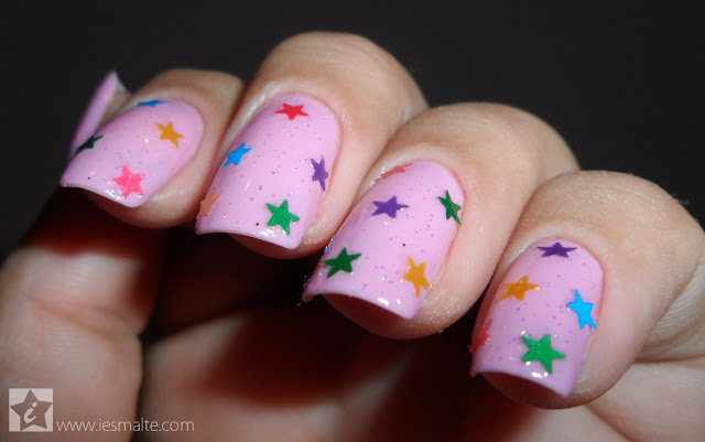 Esmalte Amanhecer, Colorama + Stars, Top Beauty