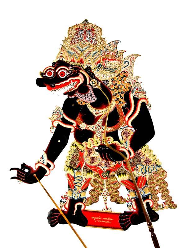 Wayang Kulit Purwa ( Gaya Surakarta ): Simpingan Kanan