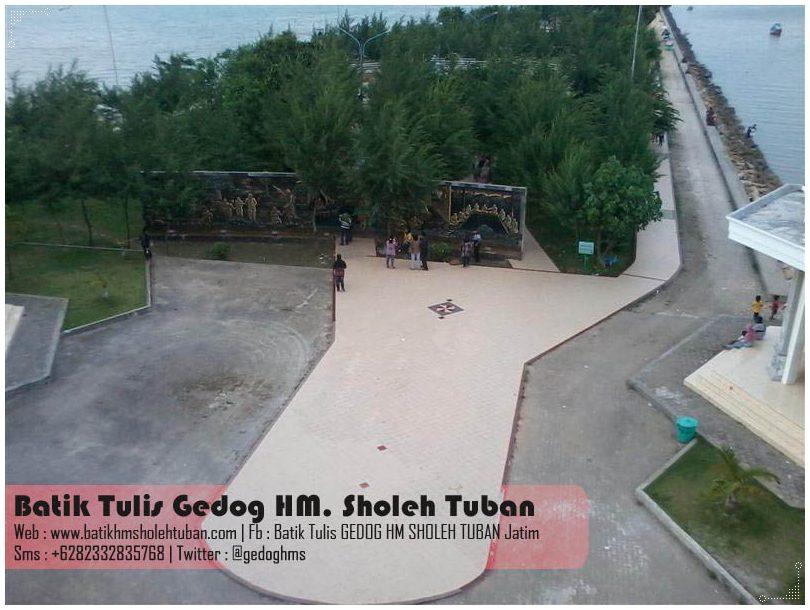 Wisata Kabupaten Tuban, Pantai Boom Tuban Jawa Timur.
