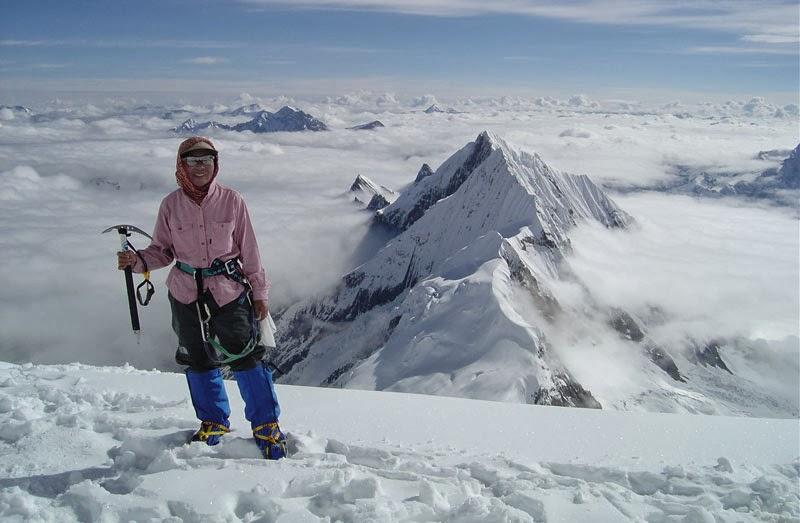 Inilah Perempuan Pertama Penakluk Everest
