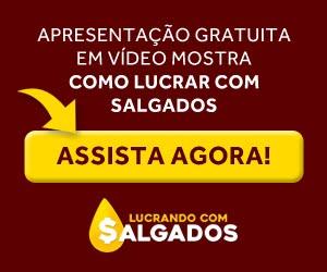 CURSO EM VÍDEO DE SALAGADOS