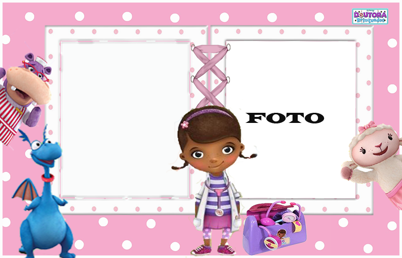 photo about Doc Mcstuffins Printable Invitations identify Document McStuffins Absolutely free Printable Invites, Playing cards or Image