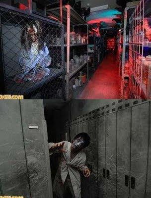 Inilah Rumah Hantu Yang Terbesar Dan Menakutkan Di Dunia