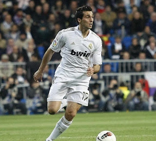 Arbeloa renewed his contract with Real Madrid