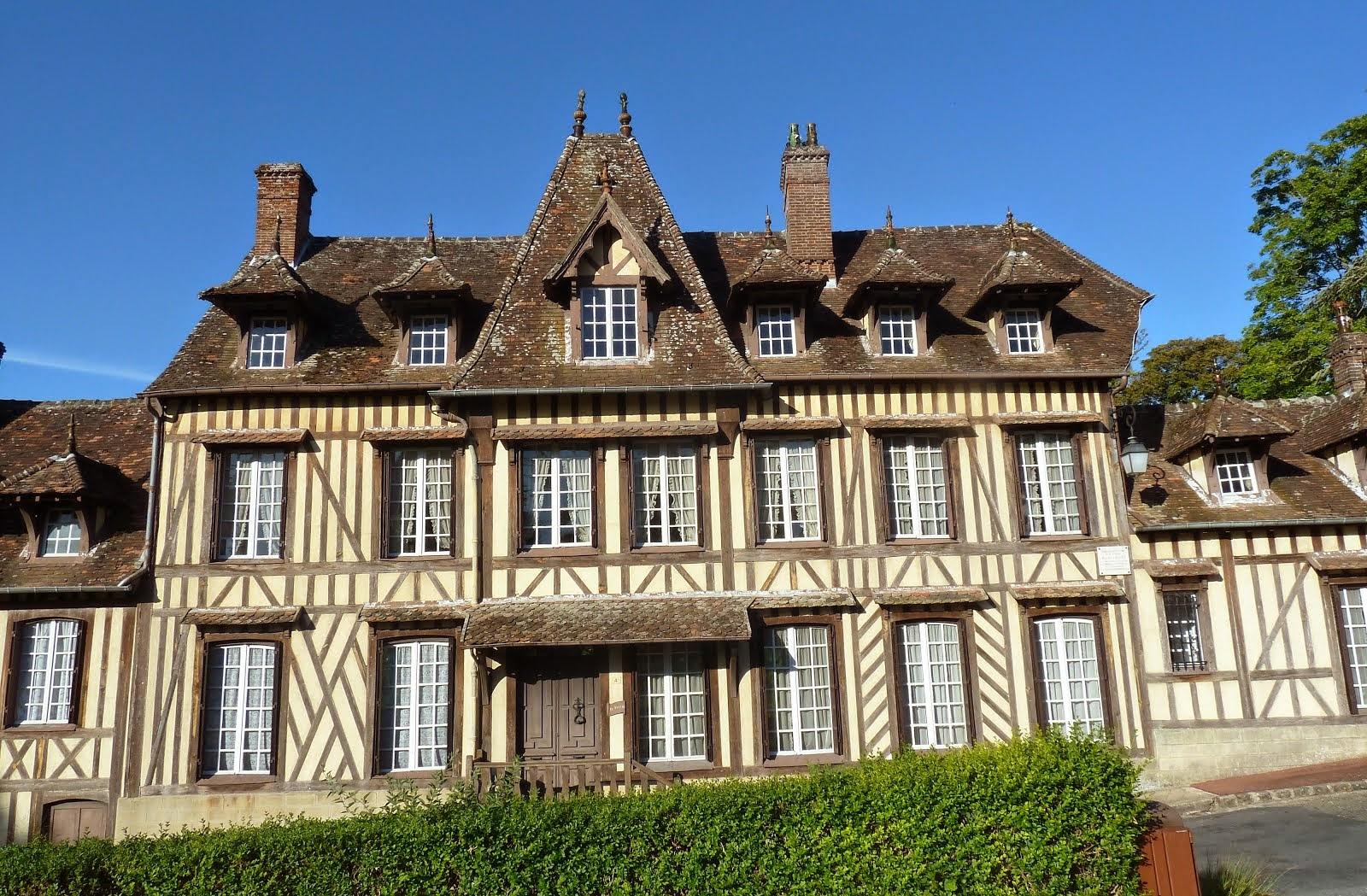 Lyons-la-Forêt (Villa « Le Fresne »)