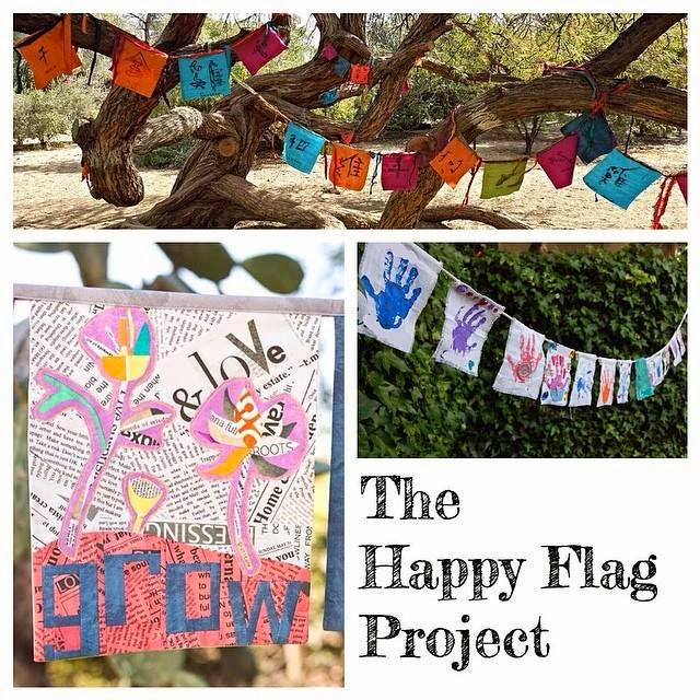 The Happy Flag Project