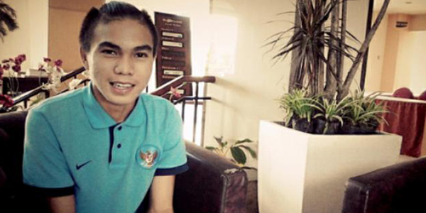 Paulo Sitanggang Dijagokan Main di Liga Thailand