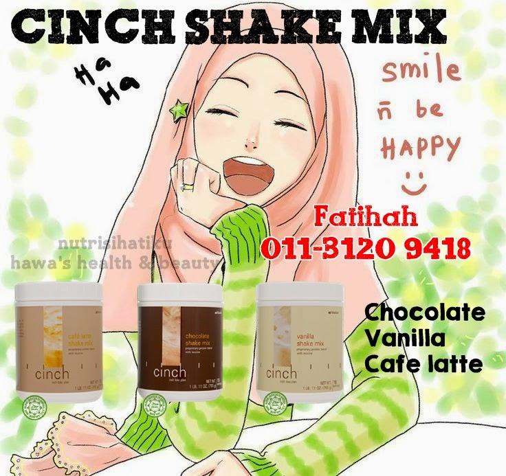 Cinch Shake Mix