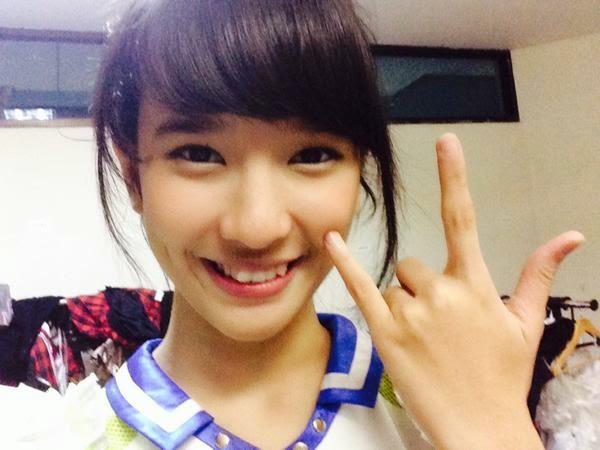 Beby Chaesara Anadila JKT48 terbaru
