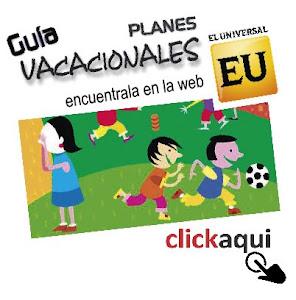 PLANES VACACIONALES Y CAMPAMENTOS 2015