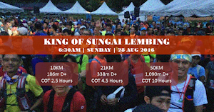 King Of Sungai Lembing 2016 - 28 August 2016