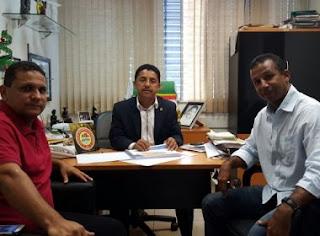 Juazeirense confirma Sérgio Araújo
