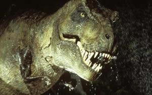 Pegadinha no Japão: Dinossauro