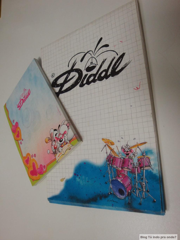 objetos com o Diddl