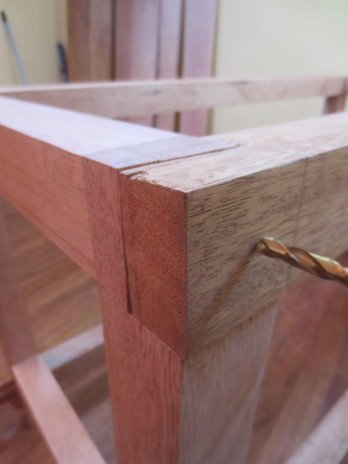 Decoraciones manualidades en madera como hacer una mesa - Construir una mesa de madera ...