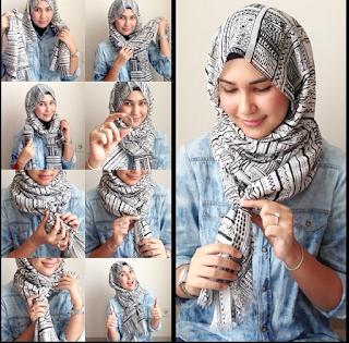 Hijab Untuk Kegiatan Sehari-hari
