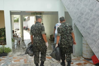 Exército vai ajudar no combate à epidemia de dengue em Goiânia