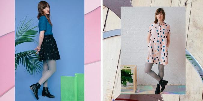 Blog mode, vetements fashion, fashion blog -Dusen Dusen A/W 2014 - 0
