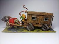 MORDHEIM - CARRO ORCO 2