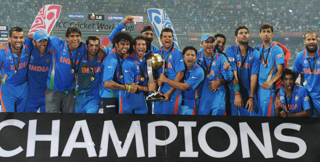 cricket world cup 2011 champions photos. cricket world cup 2011