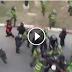 خطير: 30 رجل أمن يعتدون على مواطن أعزل من جمهور اتحاد طنجة بالضرب وسط الشارع العام