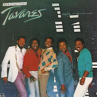 TAVARES - NEW DIRECTIONS (1982)