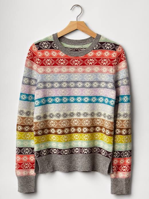 The Fashion Lift: Tasteful Christmas Jumpers....