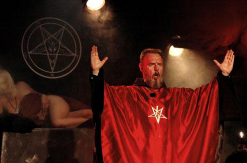 Gereja Setan kayaknya udah biasa banget tuh kita denger Tapiii