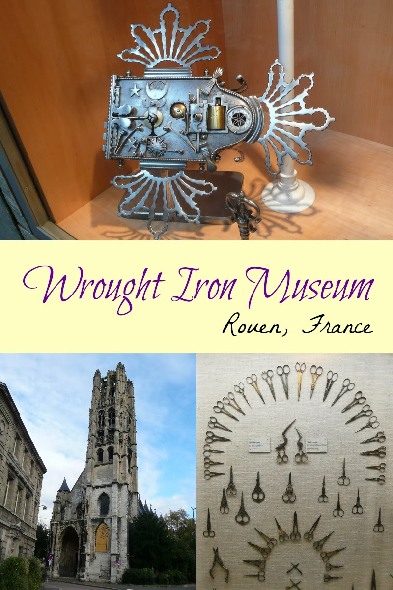 Wrought Iron Museum, Rouen