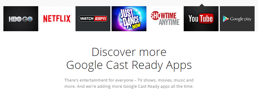 "Google Launches Audio Streaming System ""Cast"""