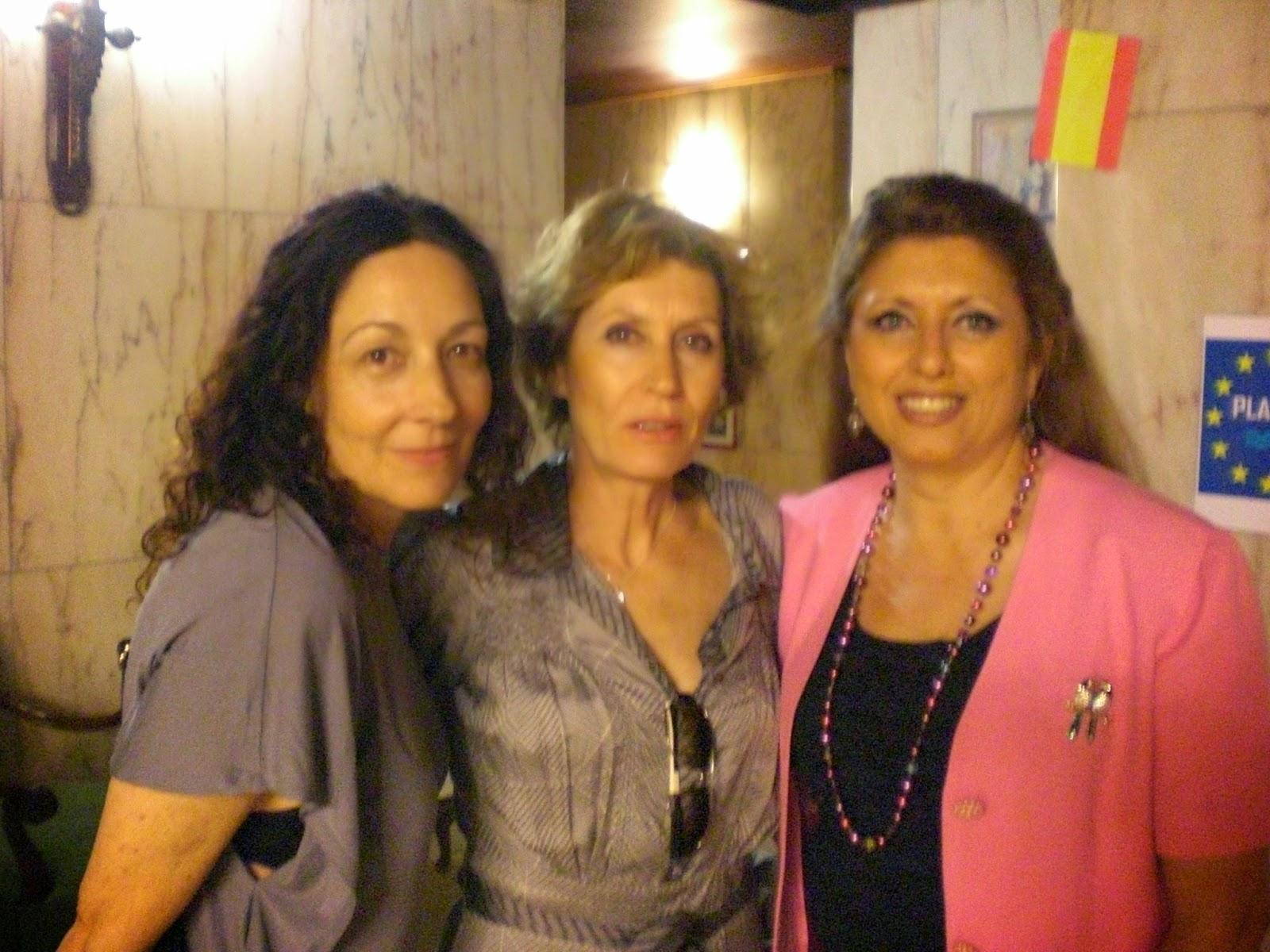 El Blog de María Serralba - Placem, Acto presentación