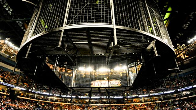 del PPV WWE Elimination Chamber 2013 desde la New Orleans Arena en