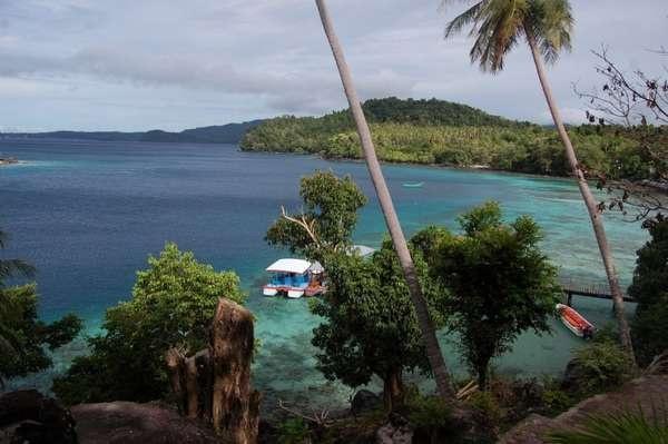 Pantai Iboih lebih dari Pantai Virgin di Bali