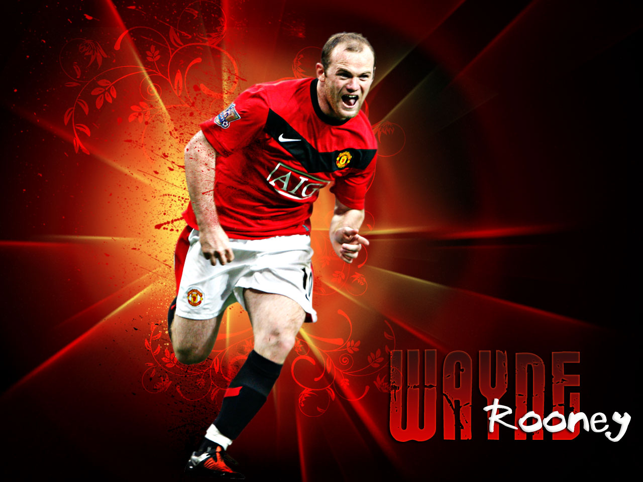 Wayne Rooney Wallpaper Wayne Rooney Wallpaper