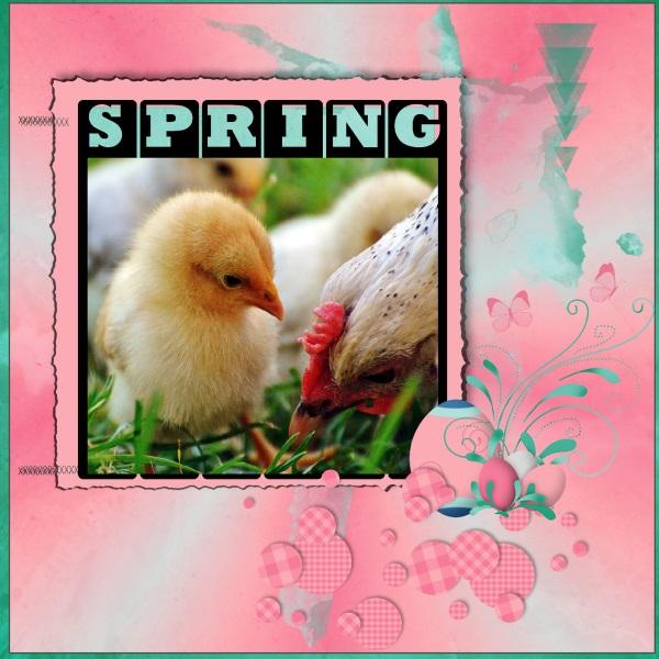 April 2017 - lo 2 - April 2017 Easter