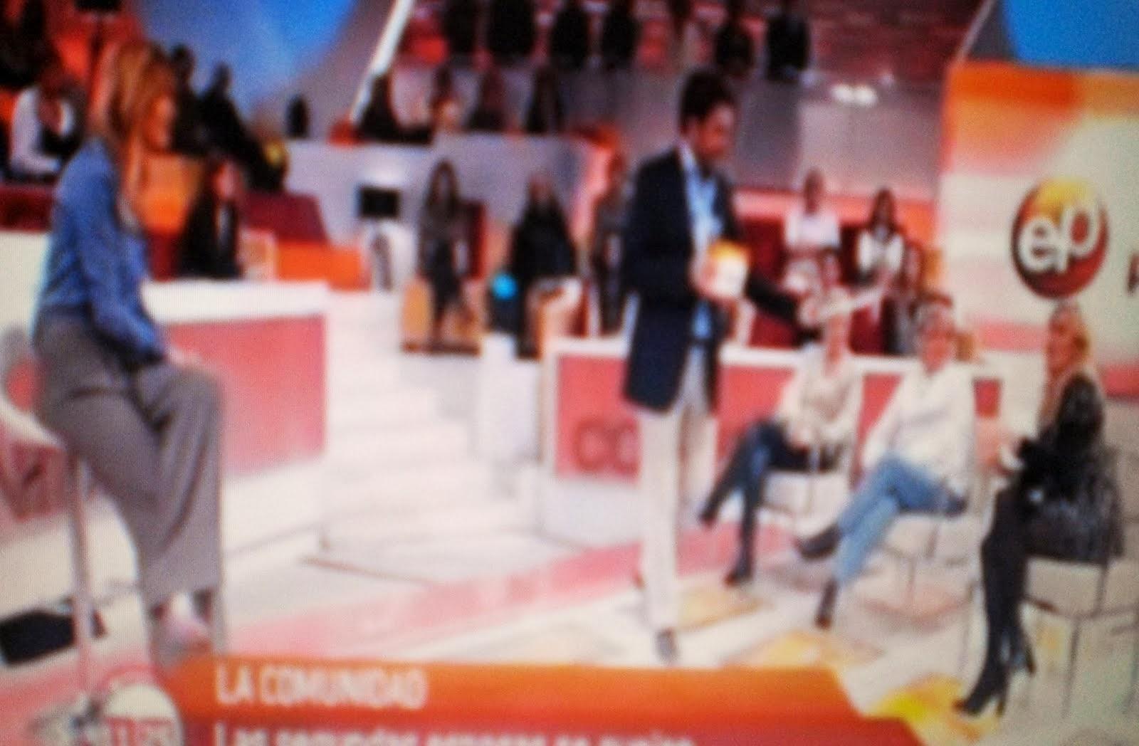 Espejo Público: Susanna Griso y Albert Castillón