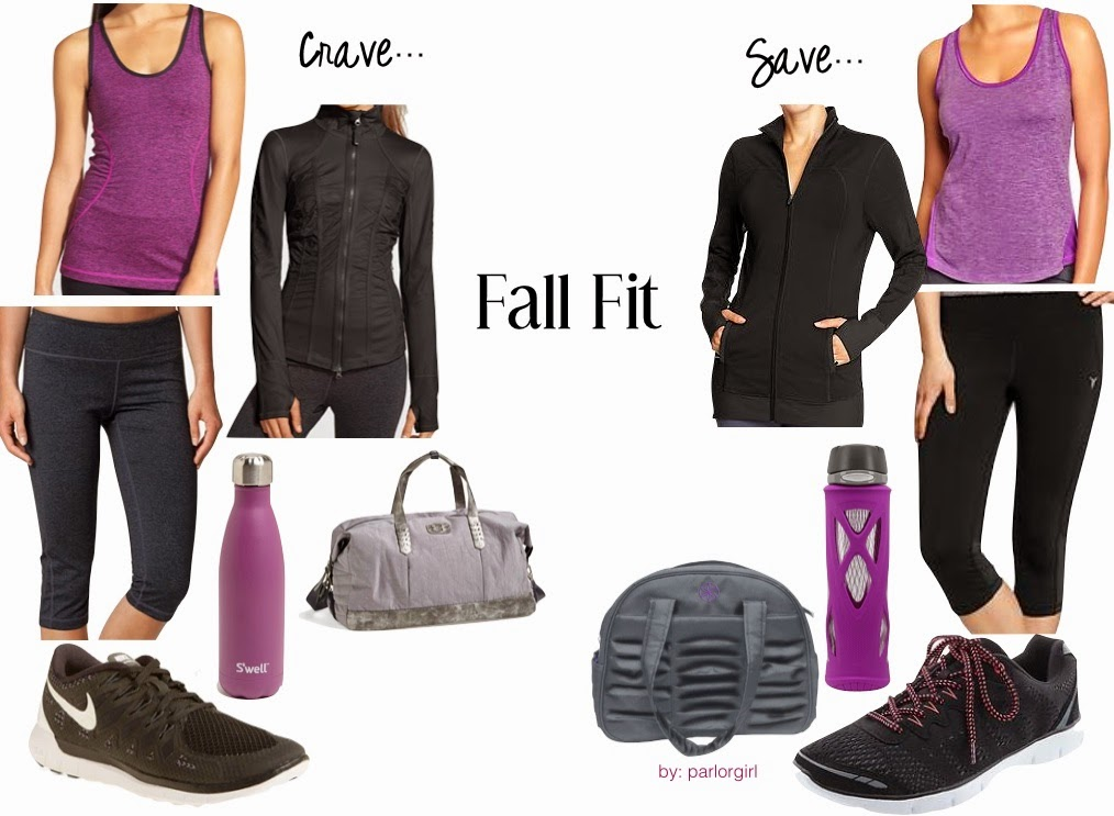 Fall Fitness Clothes