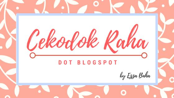 Cekodok Raha dot Blogspot
