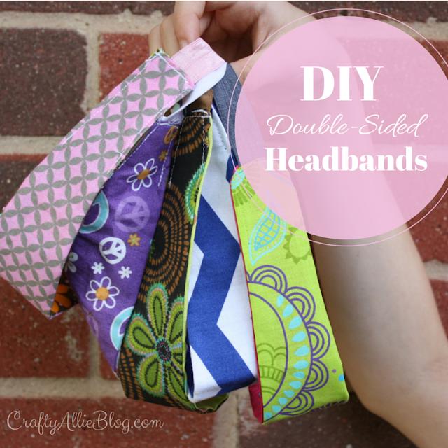 how to make fabric headbands